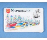 Magnet´s chalutier ancre Normandie